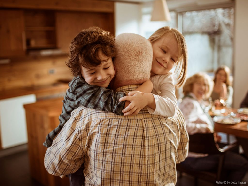Conviver com os netos