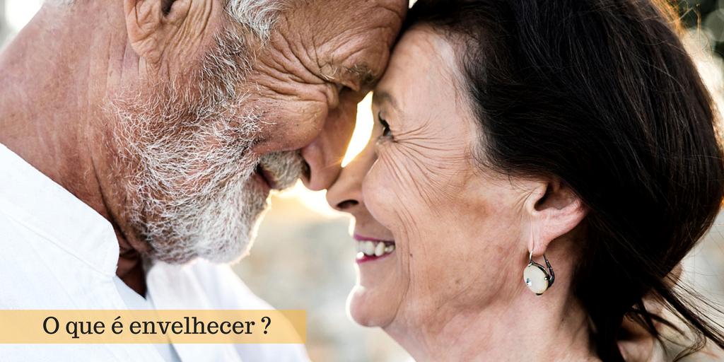 o que é envelhecer?