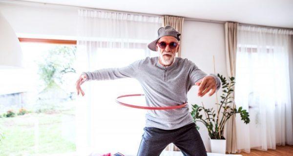 Os avós tem de brincar com os netos nas férias