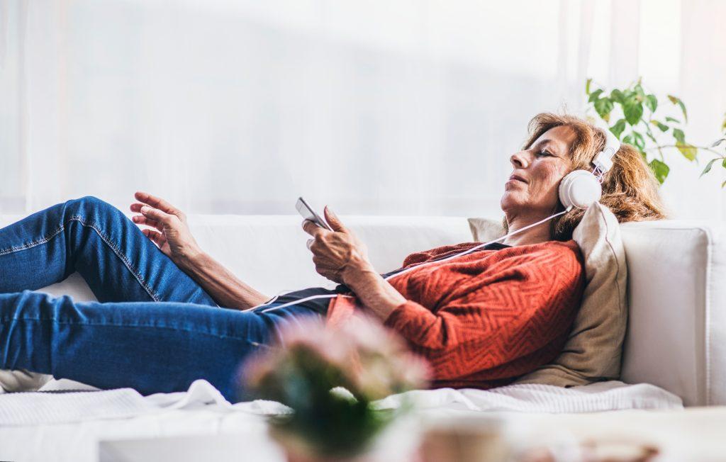 A Música faz bem aos idosos