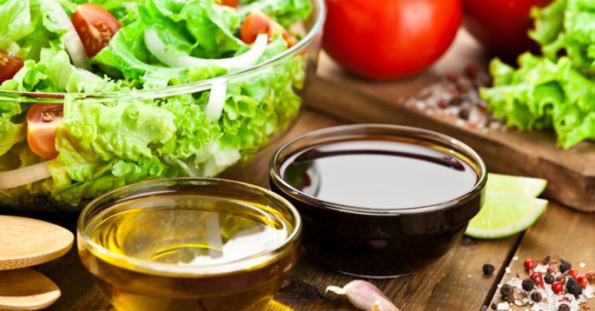molho para salada aos idosos