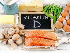 a falta de vitamina D nos idosos