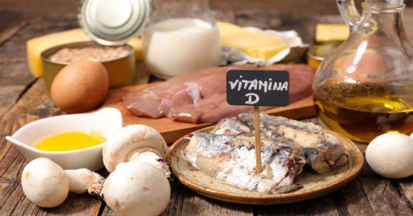 Falta de vitamina D para o idoso