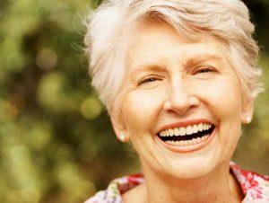 maquiagem, pele e cabelo dos idosos