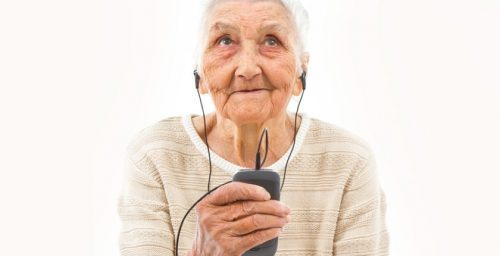 musica para o idoso faz bem