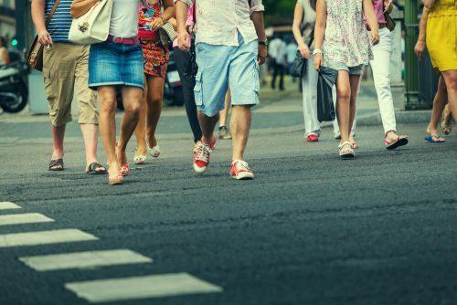 segurança dos idosos nas ruas