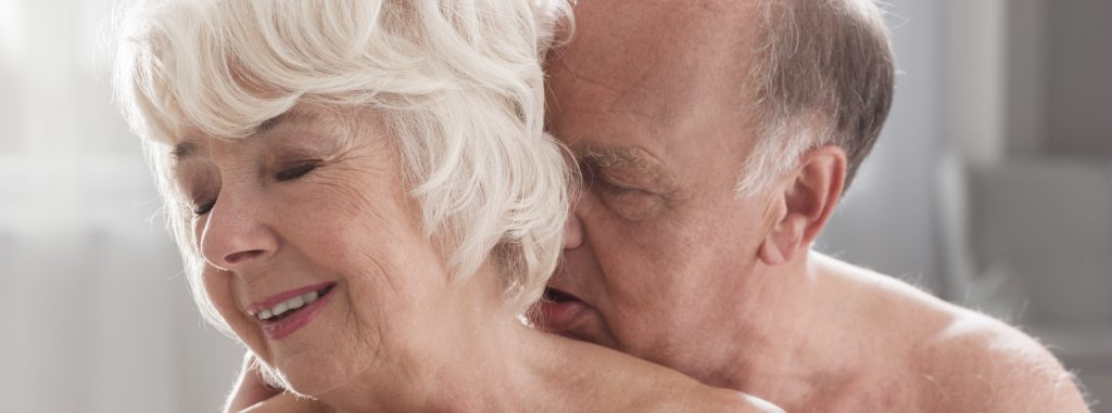 a sensualidade não tem idade