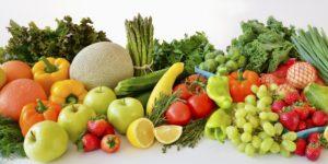 alimentação saudável na terceira idade