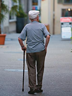 segurança dos idosos, seus familiares, carro e casa