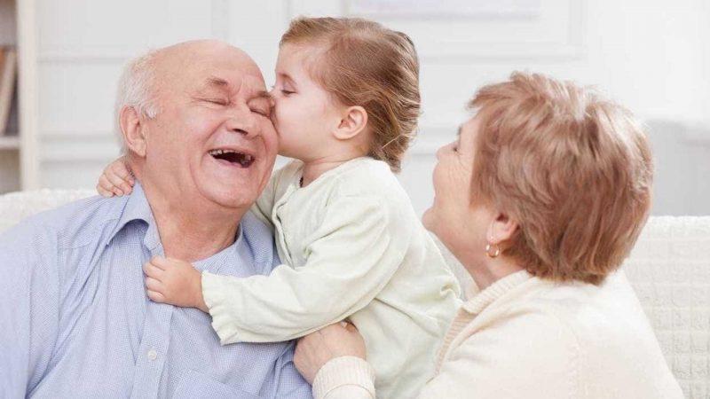 O direito dos avós de conviverem com os netos