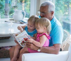 Os avós são o máximo