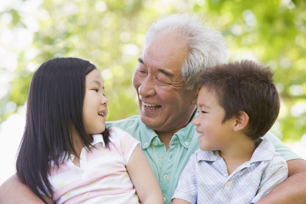 para que servem os avós