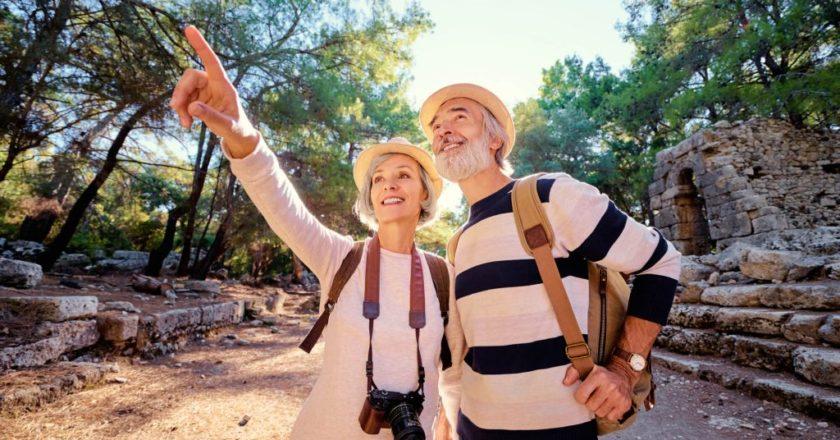 dicas para viajar na terceira idade