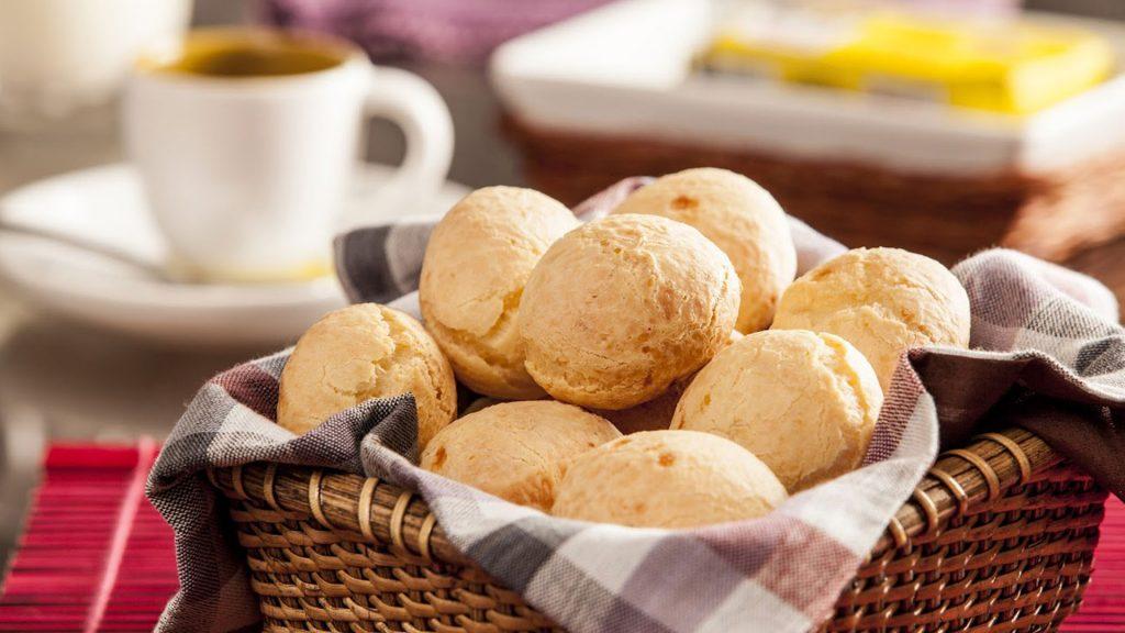 pão de queijo que até os mineiros vão querer provar