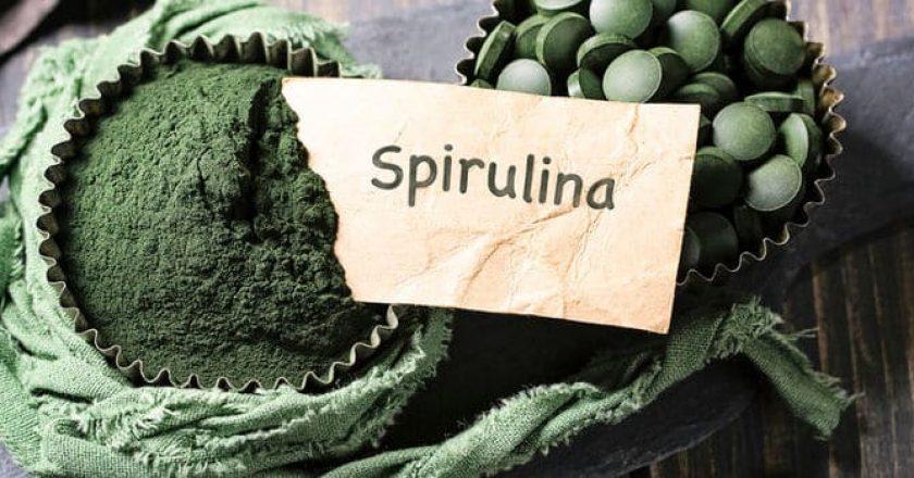Spirulina a alga que faz bem aos idoso