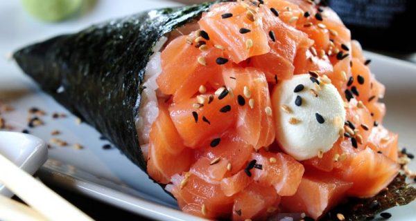 comida japonesa para idosos
