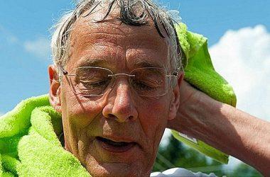 Hiperidrose a transpiração nos idosos