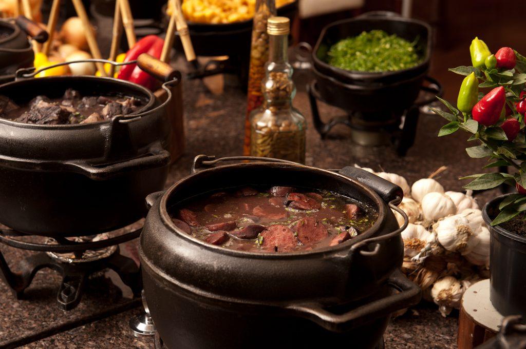 comidas típicas e regionais do Brasil
