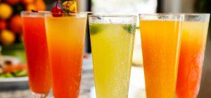 drinks sem álcool