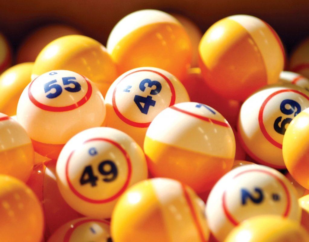 Bingo uma atividade boa para idosos