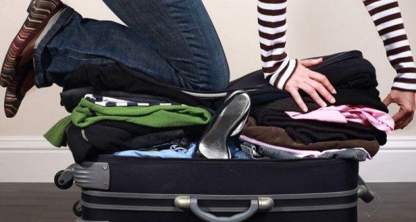 arrumar a mala