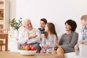 pensão alimentícia para os netos