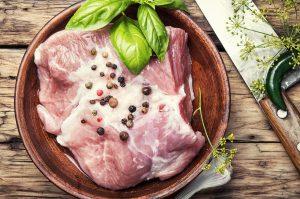 Carne de porco é saudável