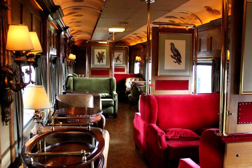 Trem de Luxo Curitiba Morretes