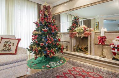 decoração de sua casa para o natal