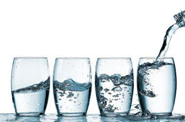 qual melhor horário para beber água