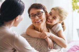 Relação entre avós e netos