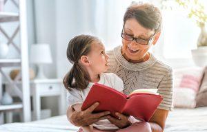 os avós na vida dos netos