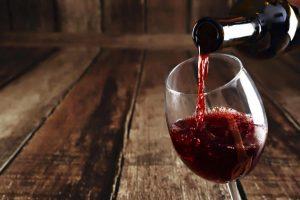 1 taça de vinho para idosos