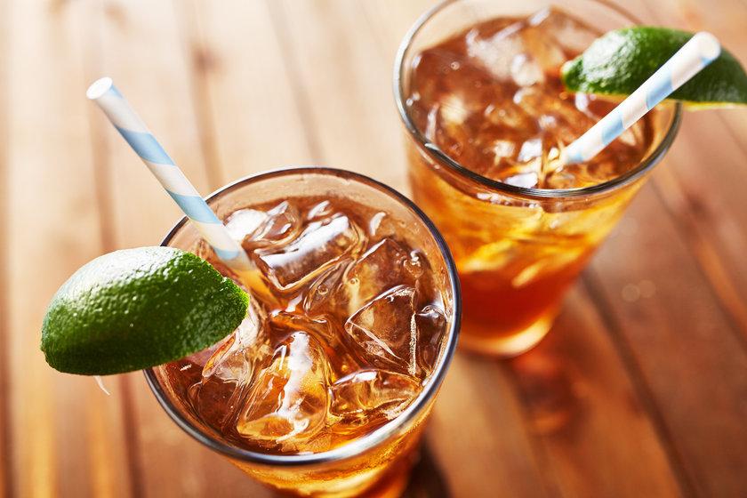 chá gelado para idosos