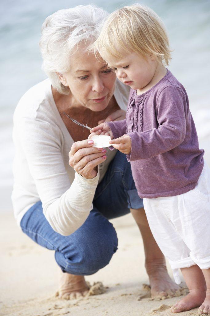 por que a avó faz bem aos netos