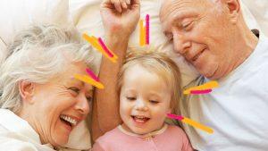 a alegria de ser avô