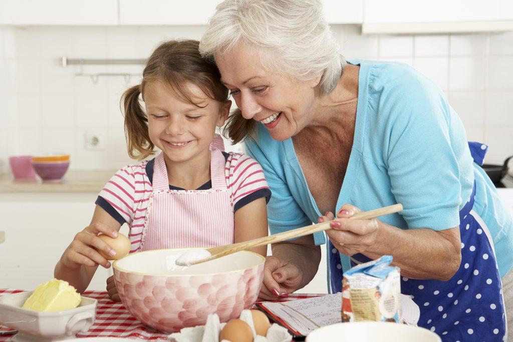 avós e netos e a importância em suas vidas