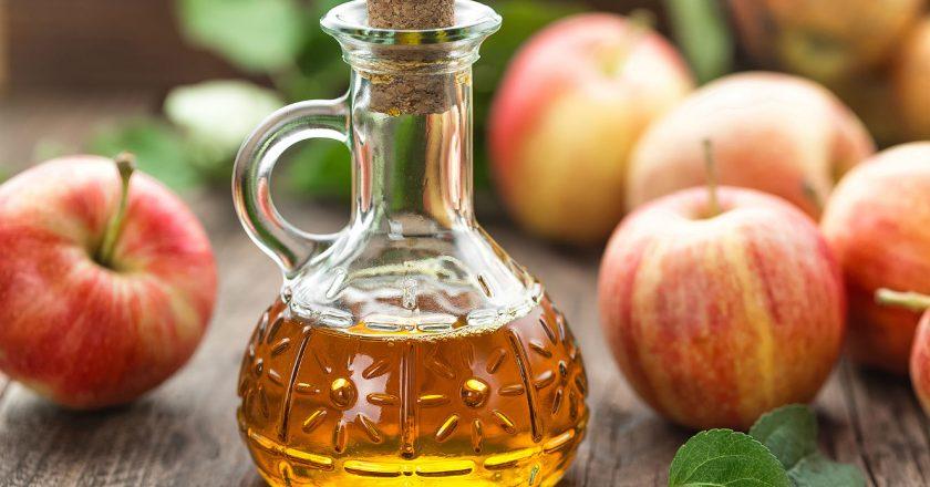 vinagre de maçã para idosos