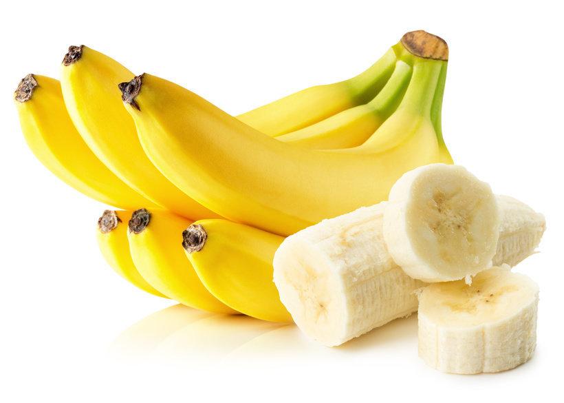 fios brancos da banana