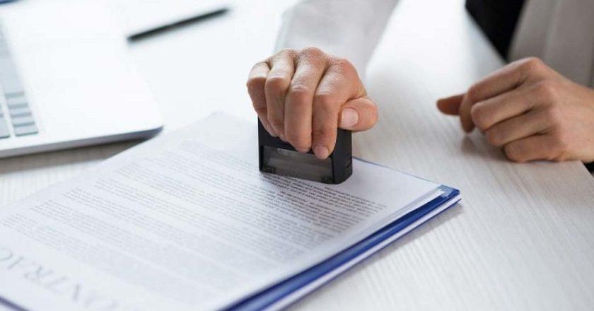 cuidados com documentos, dívidas e compromissos