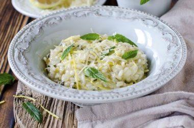 risoto italiano como preparar