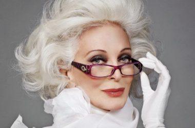 armação de óculos para terceira idade