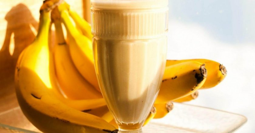 vitaminas de frutas para a terceira idade