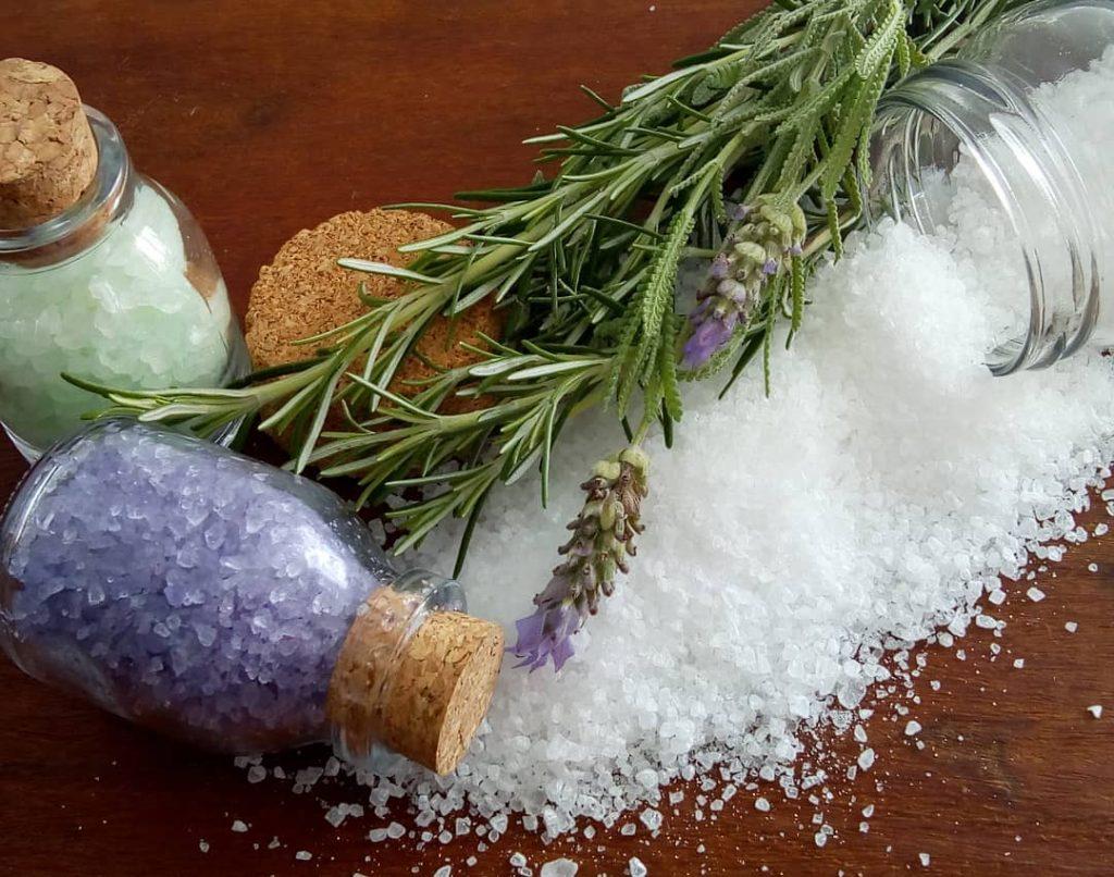 banho de sal grosso para terceira idade