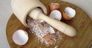 casca de ovo na terceira idade