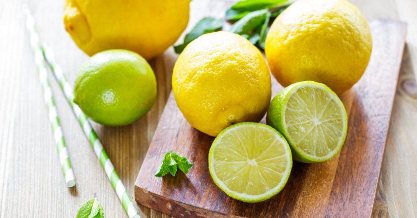 tipos de limão para terceira idade