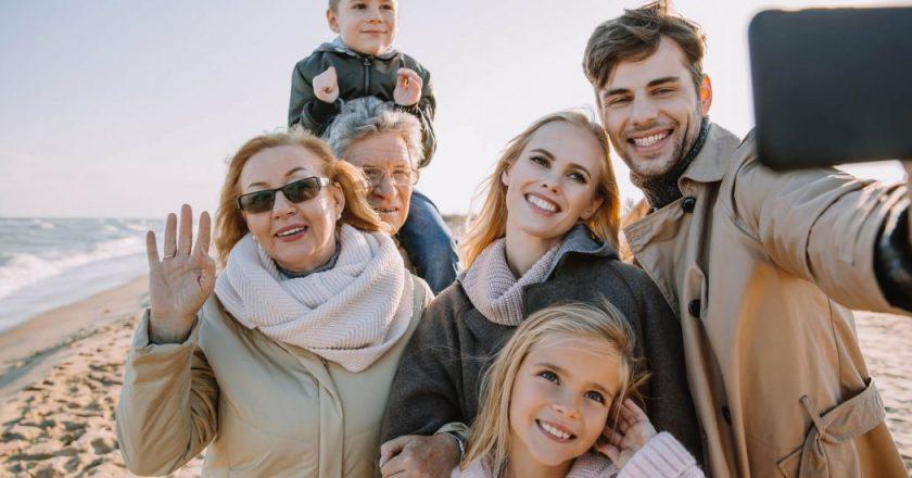 viajar com os avós e idosos
