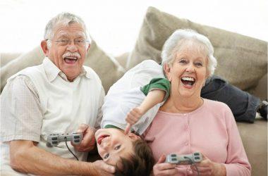 avós influenciam na educação dos netos
