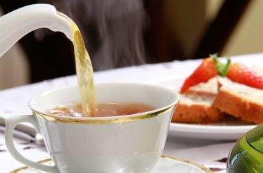 chá perfeito na terceira idade