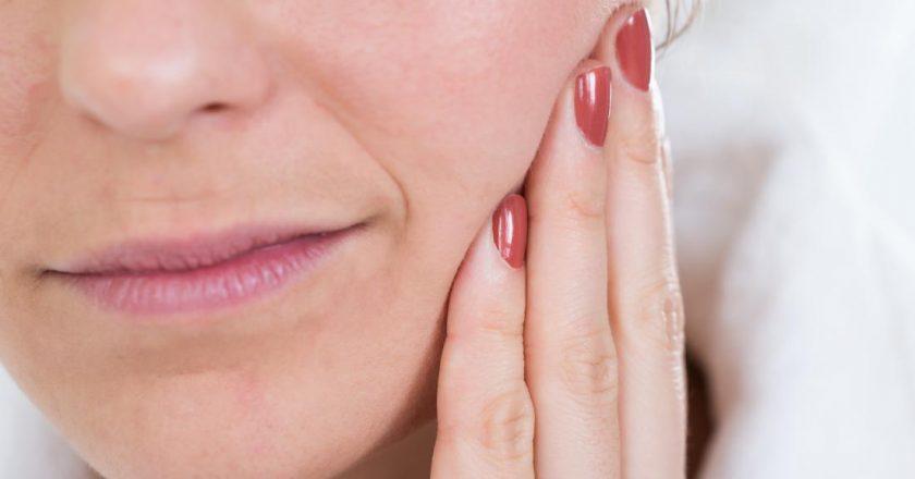 dor de dente na terceira idade
